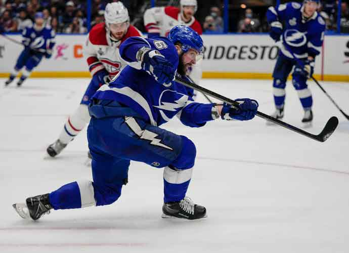 Tampa Bay Lightning Win Game 1 Of Stanley Cup Final