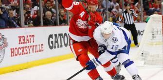 Niklas Kronwall Suspended For Game Seven Against Tampa Bay Lightning