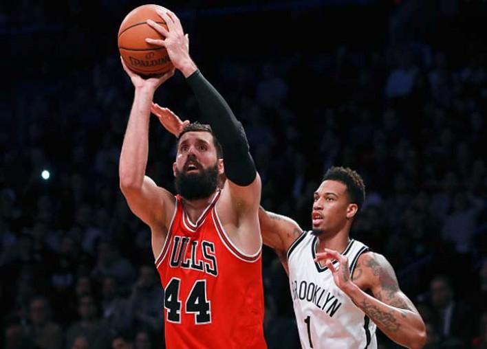 Pelicans Acquire Nikola Mirotic From Bulls In Multiplayer Deal