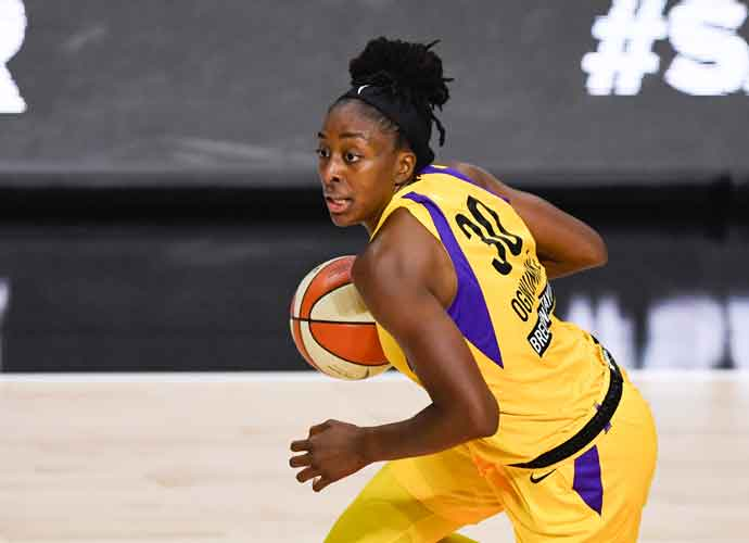 VIDEO: Olympic Basketball Star Nneka Ogwumike Discusses Women's Sports