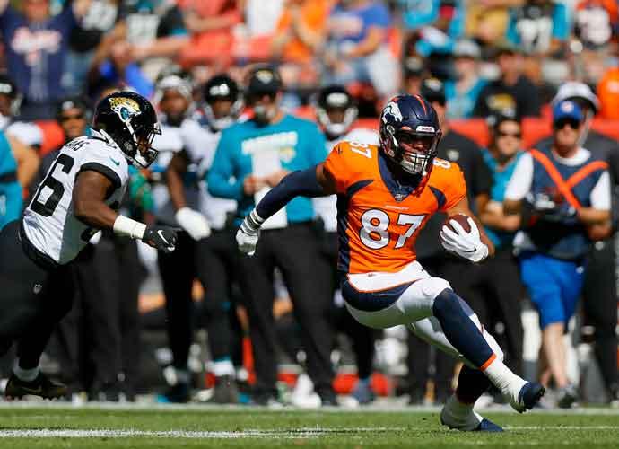 6. Noah Fant, Denver Broncos