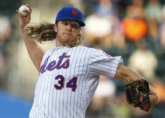 Noah Syndergaard Becomes Mets Youngest Pitcher For All-Star Selection Since 1988