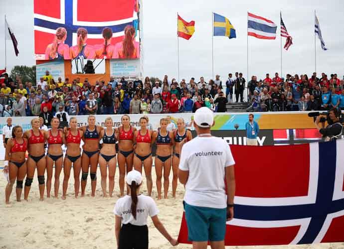 Norway's Beach Handball Team Fined After Not Wearing Bikinis