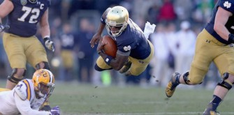 What Should Fans Take Away From The Disappointing Notre Dame Season?