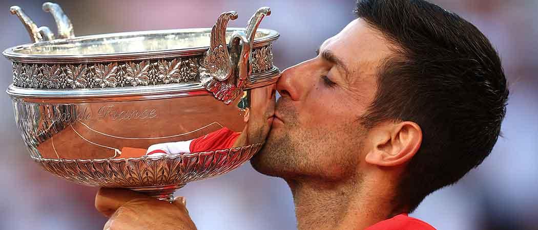 Novak Djokovic Wins French Open, Gifts Racket to Young Fan