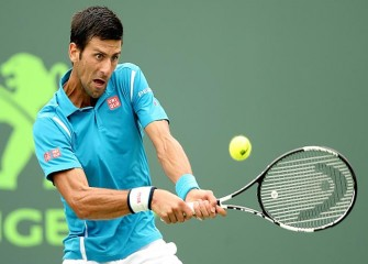 Novak Djokovic Wins Sixth Miami Open Title By Defeating Kei Nishikori