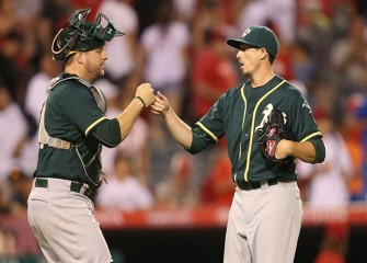 A's Beat Angels 6-5 With Walk-Off In 11th On Opening Day [VIDEO]