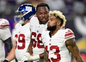 Vikings Anger Odell Beckham In 24-10 Win Over Giants
