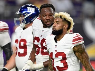 NFL Fines Giants $150K, Ben McAdoo $50K For Use Of Walkie-Talkies Vs Cowboys