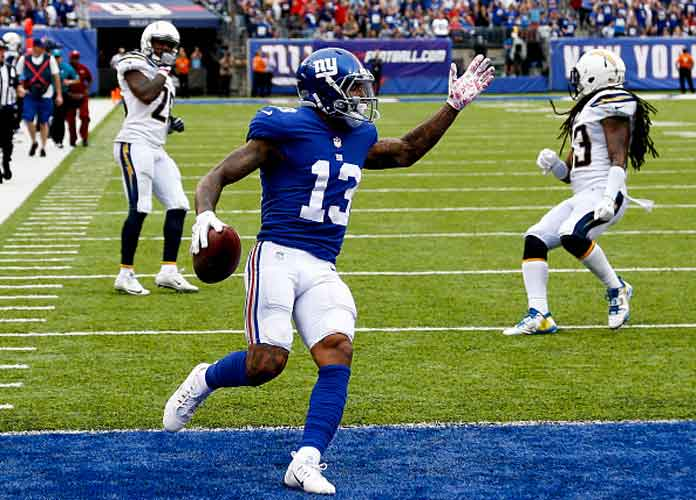 Odell Beckham Jr. Won't Play Without Contract Extension