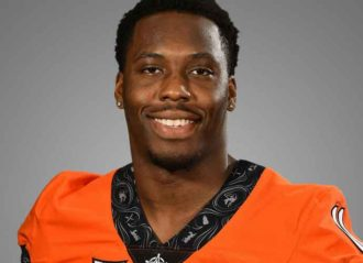 Oklahoma St. Linebacker Amen Ogbongbemiga Tests Positive For COVID-19 After Attending Protest