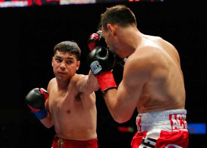 Omar Figueroa, Jr., WBC Lightweight Boxer, On How He Got His Start, Nickname [VIDEO EXCLUSIVE]