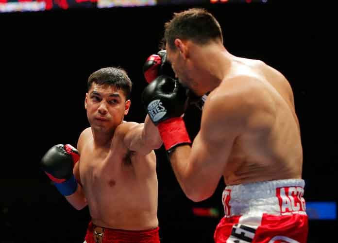 Omar Figueroa, Jr., WBC Lightweight Boxer, On How He Got His Start, Nickname [VIDEO EXCLUSIVE]