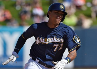 Brewers Call Up Top Prospect Orlando Arcia To Make Debut On Tuesday