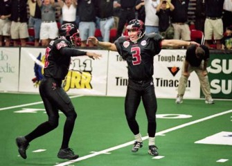 Arena Football League's Orlando Predators Suspend Team Operations