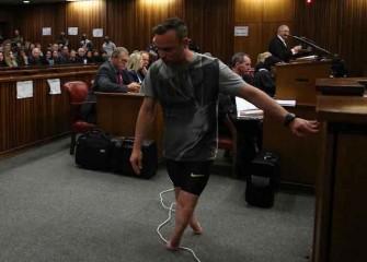 Oscar Pistorius Injured In Prison Fight Over Public Phone
