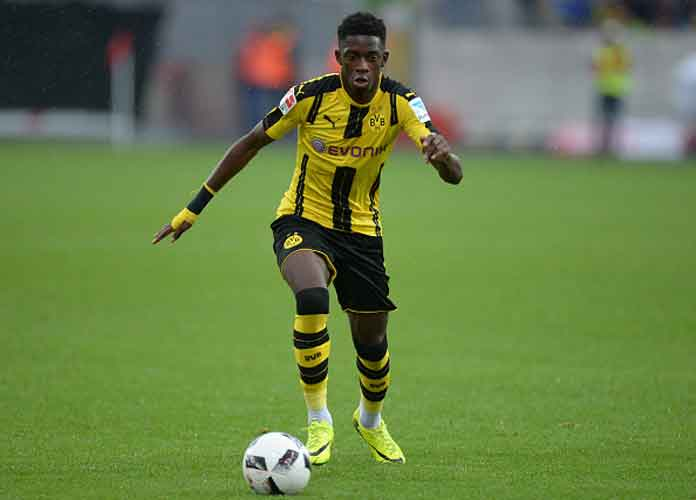 Borussia Dortmund Accept Barcelona's $117M Bid For Ousmane Dembele But Seek $35M In Add-Ons