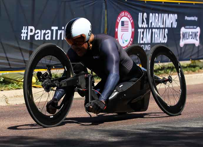 VIDEO: Cyclist Oz Sanchez On The Importance Of Paralympic Coverage