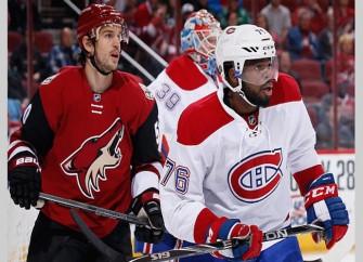 Canadiens' P.K. Subban Traded To Predators For Shea Weber