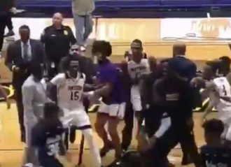 Fight Breaks Out Between Jackson State and Prairie View A&M [Video]