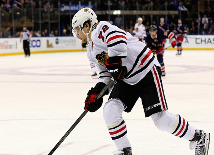 Artemi Panarin's Hat Trick Leads Blackhawks To 5-3 Victory Over Rangers