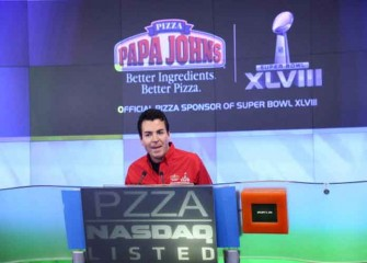 Papa John's Apologizes For Blaming NFL Protests For Dropping Sales