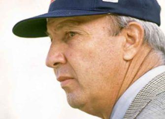 Former Auburn Coach Pat Dye Dies At 80 After Testing Positive For COVID-19