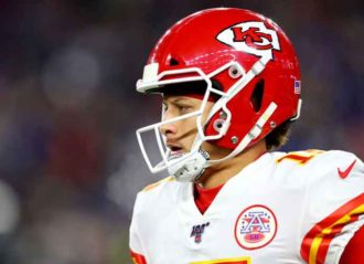 Patrick Mahomes' Playoff Success Continues In Chiefs' 35-24 AFC Championship Victory Over Titans