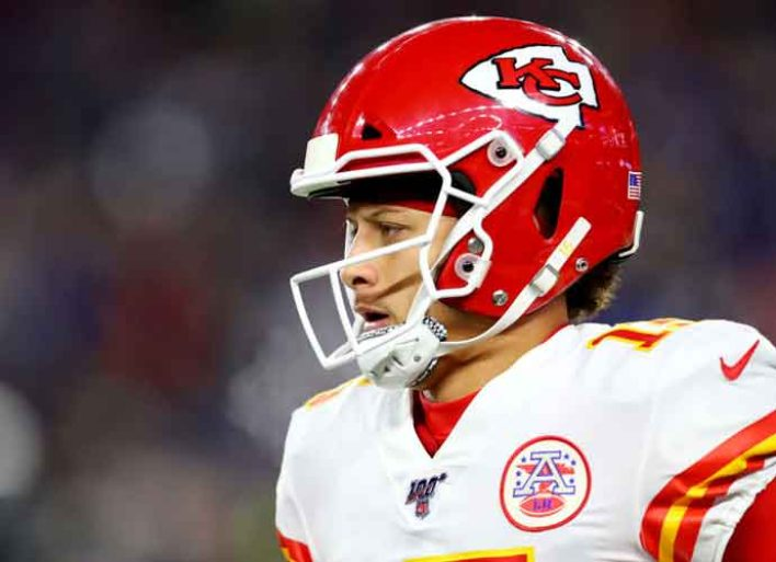 Chiefs Don't Miss A Beat Against Texans In 34-20 Victory