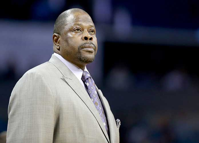 Georgetown Coach Patrick Ewing Tests Positive For COVID-19