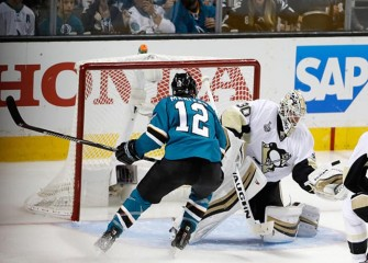 Penguins Beat Sharks 3-1 In Game 4, One Win From Stanley Cup