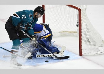 Sharks Defeat Blues 5-2 In Game 6 To Advance To First Stanley Cup Final