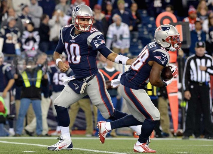 Jimmy Garoppolo Signs Record $137.5M, Five-Year Deal With 49ers