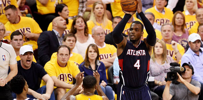 Paul Millsap Receives Matching Offers From Hawks And Magic