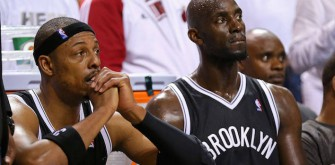 Washington Wizards' Paul Pierce Calls Out The Brooklyn Nets