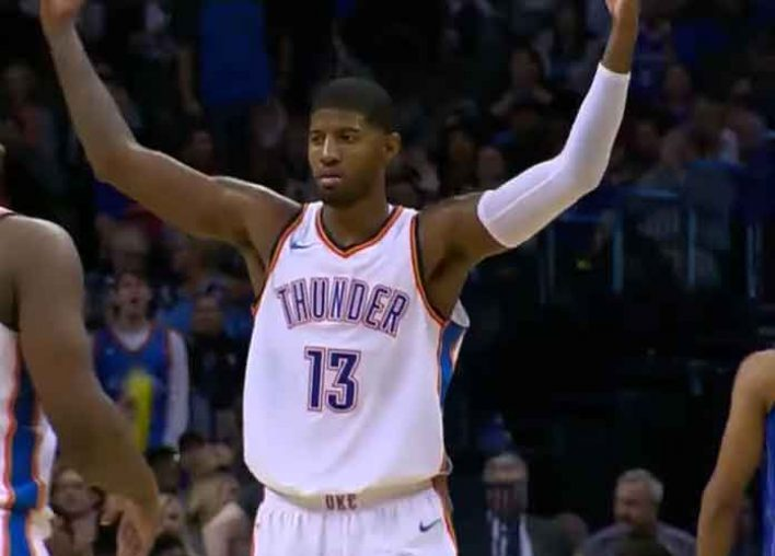 Paul George Scores 47 Points In Win Over Nets With 25 In The Fourth