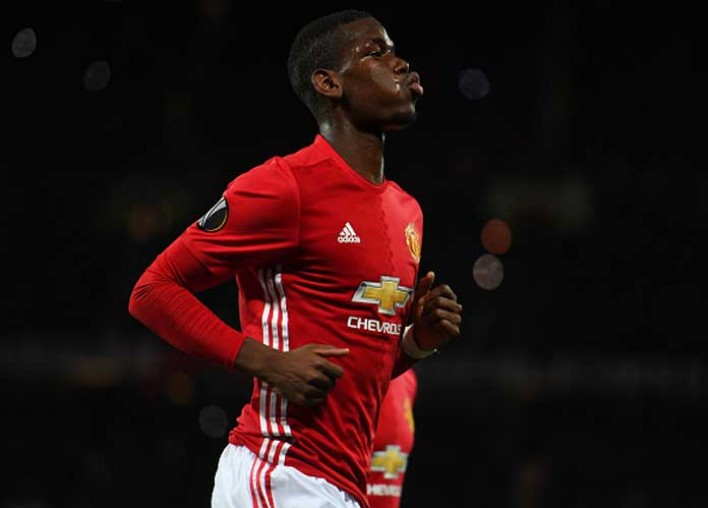 Manchester United Stars Blast Social Media Users For Racist Remarks About Paul Pogba After Missed Penalty Vs. Wolves