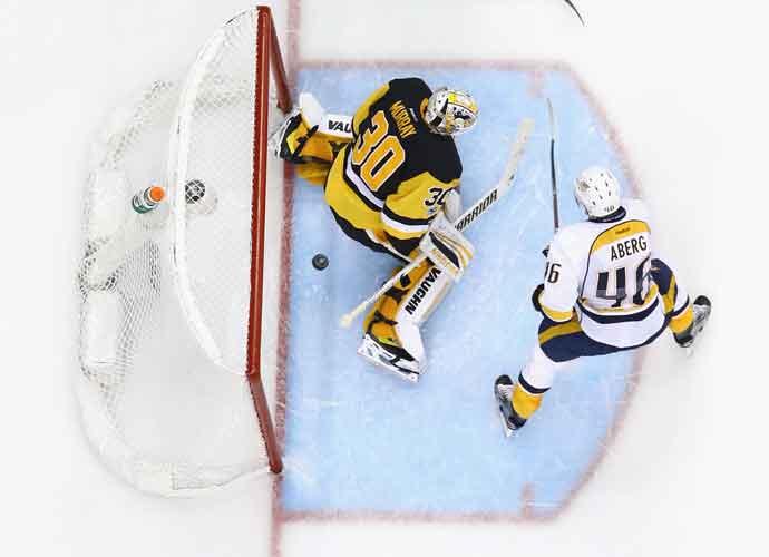 Penguins Beat Predators In Wacky & Sloppy Game One Of Stanley Cup Finals