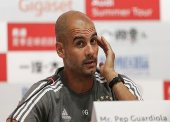 Pep Guardiola To Replace Manuel Pellegrini As Manchester City Manager