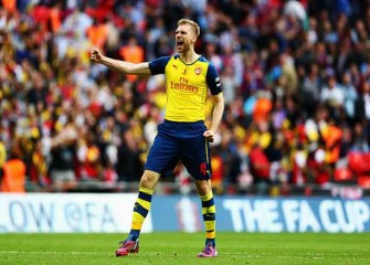 Arsenal Captain Per Mertesacker Retiring In 2018 To Serve As Academy Manager