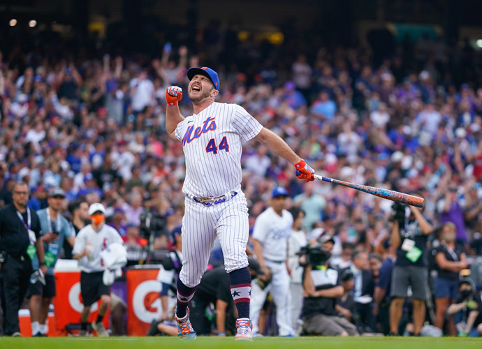 Pete Alonso Defeats Trey Mancini, Wins Second Consecutive Home Run Derby Contest