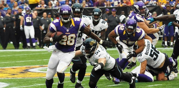 Vikings Defeat Giants To Earn Playoff Spot