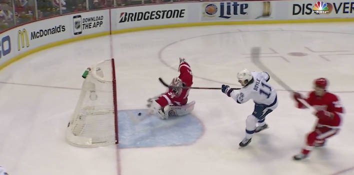 Petr Mrazek and Jaroslav Halak Provide The Two Best Saves Of The NHL Playoffs