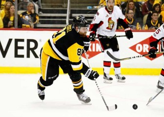 Watch: Phil Kessel Scores In Third Period, Penguins Beat Senators 1-0 In Game 2 To Tie Series