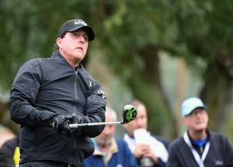 Phil Mickelson Returns To Golf At CareerBuilder Challenge In California
