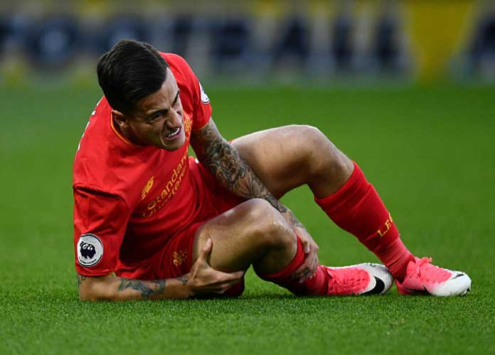 Liverpool Reject Barcelona's $93M Bid For Philippe Coutinho