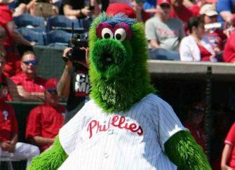 Phillies & Mascot Creators At Odds Over New 'Phillie Phanatic' Look
