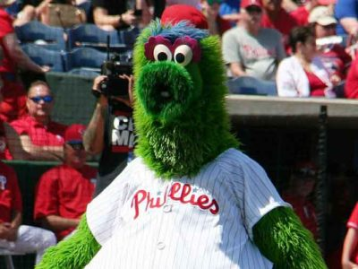 Phillies & Mascot Creators At Odds Over New 'Phillie Phanatic' Look