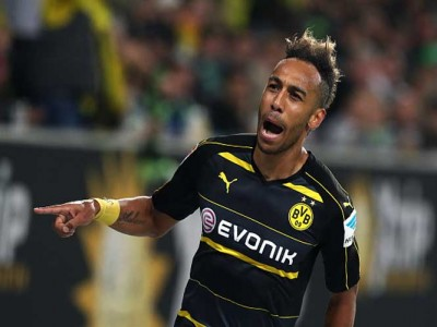 Pierre-Emerick Aubameyang Says He Must Leave Borrussia Dortmund
