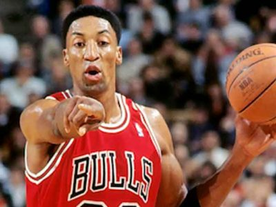 Jerry West Shoots Down Scottie Pippen Trade Rumors To The Lakers In 1999